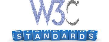 W3C standards